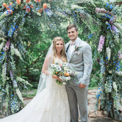 Gabrielle & Josh — Gallery — The Perfect Posey