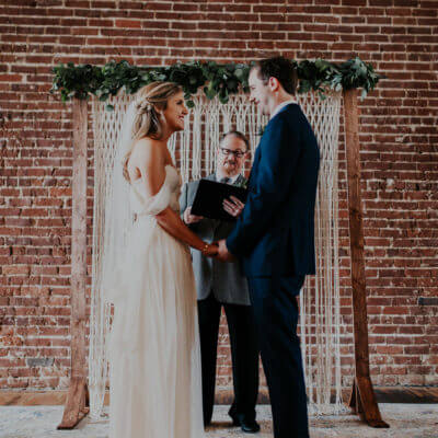 Laura and Garrett — Gallery — The Perfect Posey