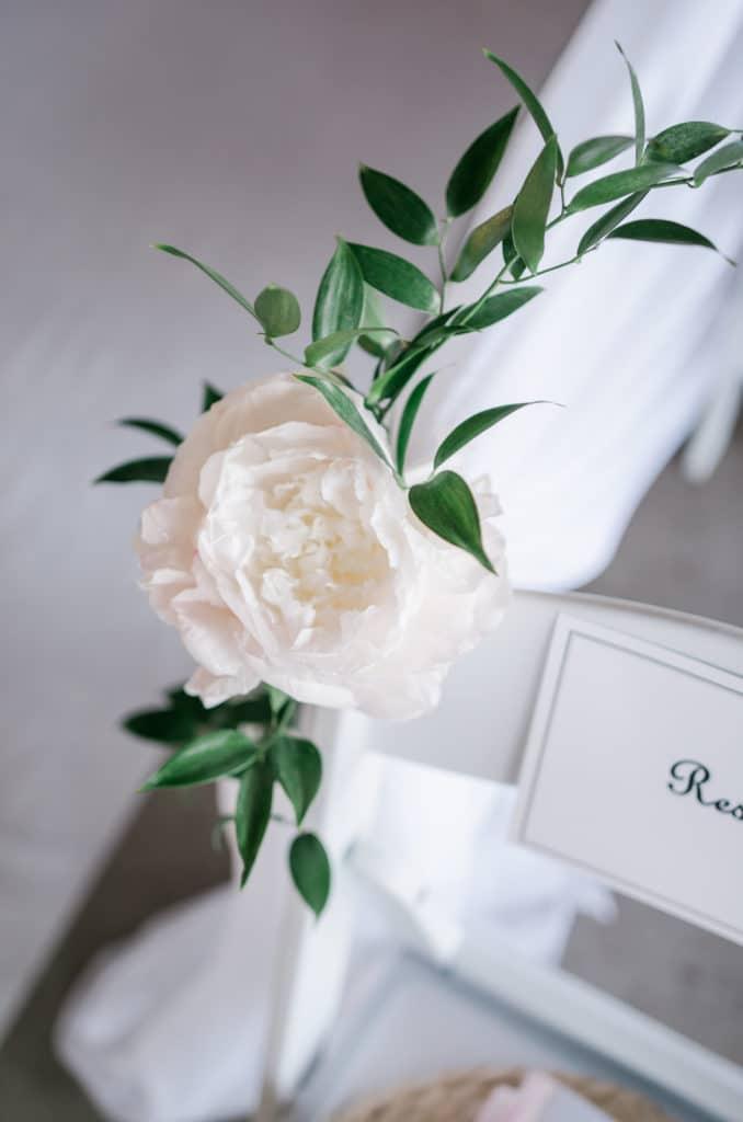 Floral Design Services, Atlanta - Floral Aisle Ends