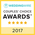 The Perfect Posey is a WeddingWire.com Couples Choice Awards Winner for 2017